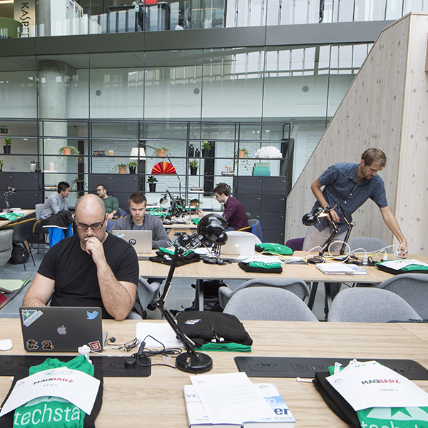 How flexible workspaces can help support London's growth